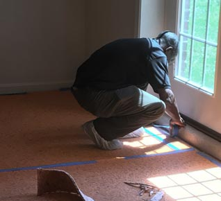 Carpet Installation Silver Spring