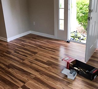 Hardwood Floor Refinishing & Installation Silver Spring